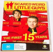 Scared Weird Little Guys : The First 15 Years (DVD, 2005)