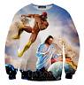 Macho Man Randy Savage 3D Print casual Sweater Men Women Sweatshirt Hoodies Top