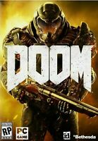 Doom 2016 Steam PC Digital Key (Region Free) No CD/DVD - **FAST DISPATCH 24/7**