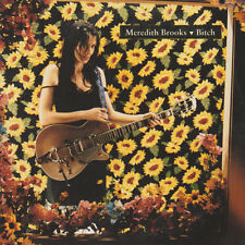 Meredith Brooks CD Single Bitch - Europe (VG+/EX+)