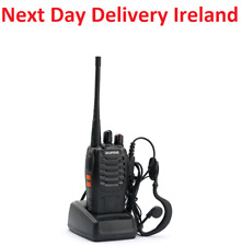 Baofeng-888S 5W 400-470MHz 16CH Two-way Ham Radio Handheld Walkie Talkie 16CH