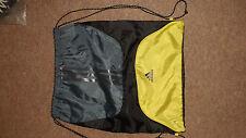 ADIDAS LIGHT BACKPACK Team Training Gym Sports Football Kit Bag Holdall BLACK