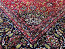 10x13 RED PERSIAN RUG HAND KNOTTED ANTIQUE WOOL BLUE RUGS oriental rug mint 9x12
