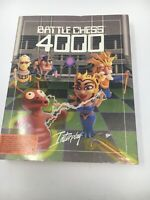 """Battle Chess 4000 IBM Interplay Game PC 3.5"""" disks Complete in Box C1"""