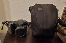 Nikon COOLPIX L120 14.1MP Digital Camera - Black + Lowepro case TESTED