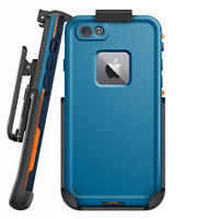 Belt Clip Holster for LifeProof FRE - iPhone 8 (case not included) (By Encased)
