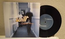 "WILT It's All Over Now / Working for the Man 7"" Vinyl Single ex-Kerbdog"