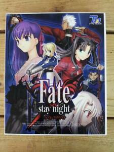 Fate / Stay Night Limited Edition Windows PC Game TYPE MOON Used