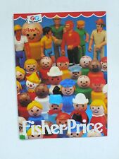 Vintage Fisher Price 1979 Toy Catalog Catalogue 8 pages Little People