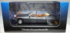 Citroën SM présidentielle - Voitures Chefs d'Etat - Pompidou 1972 - 1/43 - Atlas