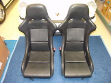 RARE GENUINE PORSCHE 1994 964 SPEEDSTER RACING SEATS OEM BY RECARO!!! RS RSR RU