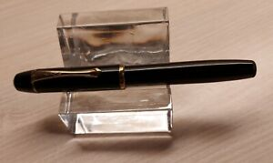 ✒Vintage UNUSED 1960's Senator Black Resin Fountain Pen
