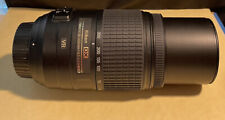 Nikon AF-S DX Nikkor 55-300mm f/4.5-5.6G ED VR Digital Lens