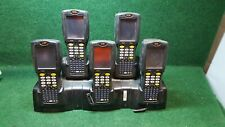 Itron FC300 Qty 5 Handheld Meter Readers W Charger W/O POWER ADAPTER