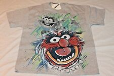 NEW WITH TAGS KIDS THE MUPPETS  T-SHIRT  MEDIUM