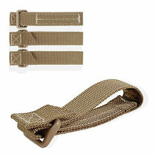 "Maxpedition 3"" Khaki TacTie Straps Pack Of Four 9903K"