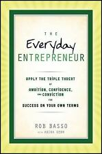 NEW - The Everyday Entrepreneur by Basso, Rob