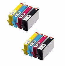 8-PK/Pack 564XL Ink Cartridge for HP Photosmart 5510 5514 5515 5520 7520 7525