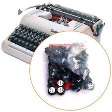 Set of New Keytops for Smith Corona 5-Series Typewriter 1950s Vtg Green NOS