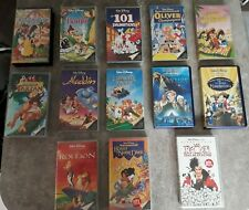 Lot VHS DISNEY N1