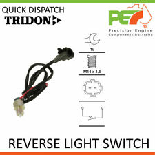 New * TRIDON * Reverse Light Switch TRS For Subaru Liberty Outback 2.0L