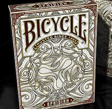 Bicycle Ophidian Playing Cards from Murphy's Magic