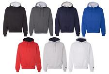 Champion - Cotton Max Hooded Sweatshirt - Adult Hoodie - Classic Logo - S-3XL