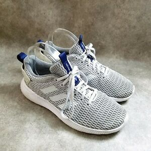 Adidas Womens CF Lite Racer CC DB1700 Size 8 Gray  Running Shoes