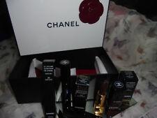 Chanel Make-up Set Rouge Noir Lippenstift + Nagellack + Mascara + Geschenkbox