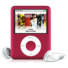Apple iPod nano 3rd Generation Red (8GB)