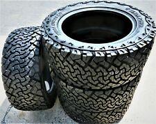 4 New Venom Power Terra Hunter X/T 275/55R20 117T Xl A/T All Terrain Tires
