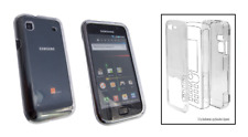 Coque Cristal Transparente (Protection Rigide) ~ Samsung GT i9000 Galaxy S