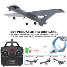 RC Predator Airplane With LED Foam Wings Remote Control Hot Toys Gift For Kids