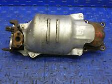 2013 - 2015 ACURA RDX OEM 3.5L FRONT PRIMARY CATALYTIC CONVERTER EXHAUST PIPE