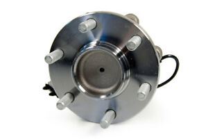 Wheel Bearing and Hub Assembly Front Mevotech H515064