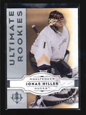 JONAS HILLER 2007/08 07/08 UPPER DECK ULTIMATE ROOKIES RC #139/499 AB6046