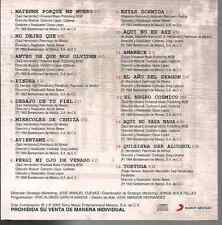 rare rock CD 90's 80's CAIFANES matenme porque me muero PERDI MI OJO DE VENADO