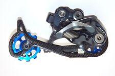 Blue Jockey Wheels Shimano & Sram XX, XO, Rear Mech Derailleur sealed bearings