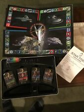 2000 Star Trek Trivia Game In Collectors Tin By Mattel, Sealed Pieces