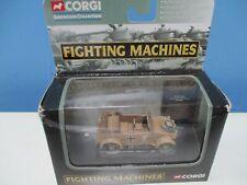 corgi fighting machine vkw car