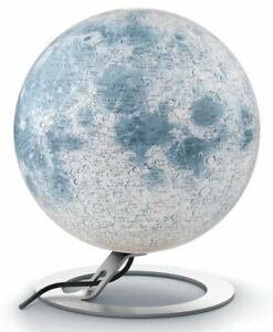 30cm Moon Illuminated Globe by National Geographic