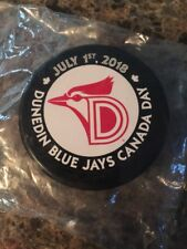Dunedin Blue Jays July 1st 2018 Canada Day Hockey Puck