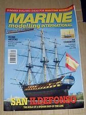 model boats Marine Modelling International September 2015