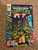 Teenage Mutant Ninja Turtles Adventures No 23 Aug Comic Book Adventure