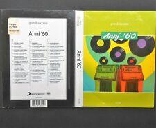 60 collection box set 3 cd domenico modugno, gino paoli,louiselle patty pravo f