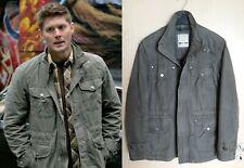 Dean Winchester Supernatural Esprit Jacket Jacke Grün Green Prop XL