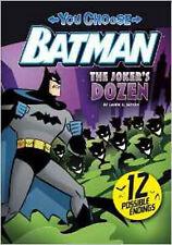 Le Joker's douzaine (Vous choisissez Stories: Batman), nouveau, Sutton, Laurie S Livre