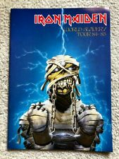*IRON MAIDEN - World Slavery 84-85 TOUR PROGRAM | Heavy Metal | Vintage | Eddie*