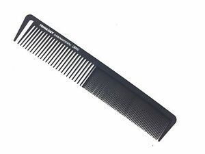 Salon Professional Hairdressing Carbon Antistatic Cutting Comb