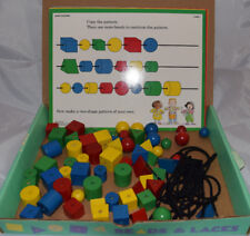 """Macmillan Early Skills"" Beads & Laces Manipulatives"